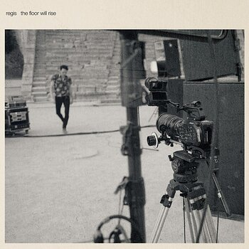 Cover art - Regis: Let The Night Return EP