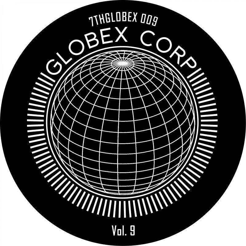 Cover art - Various Artists: Globex Corp Volume 9