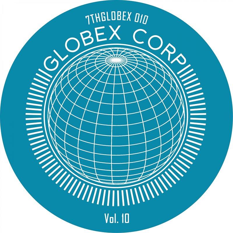 Cover art - Dwarde, Gand & Tim Reaper: Globex Corp Volume 10