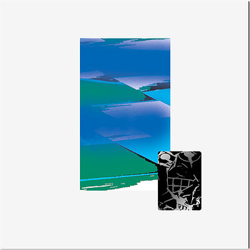 Cover art - Antenna: Alesis