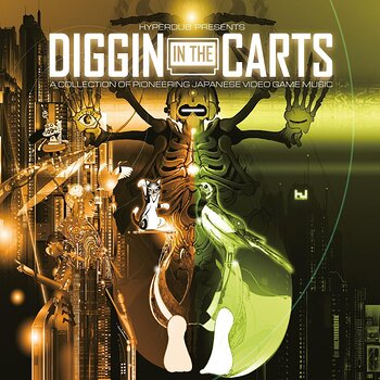 Cover art - Various Artists: Diggin In The Carts