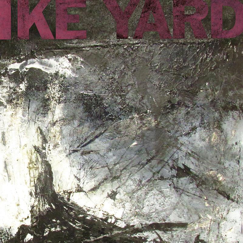Cover art - Ike Yard: Sacred Maschine