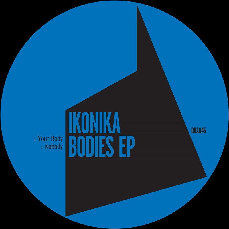 Cover art - Ikonika: Bodies