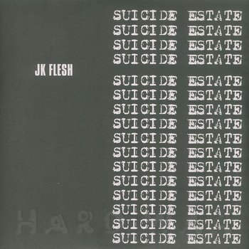 Cover art - JK Flesh: Suicide Estate