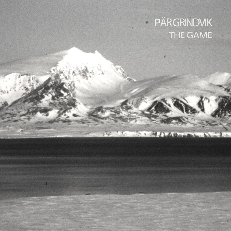 Cover art - Pär Grindvik: The Game