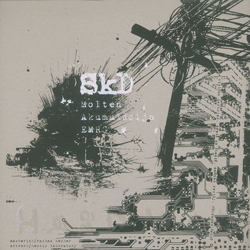 Cover art - SKD: Surges