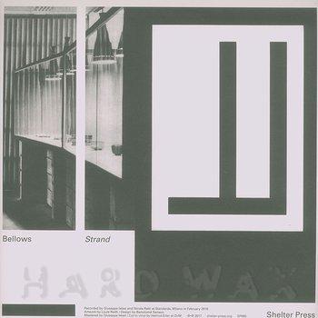 Cover art - Bellows: Strand