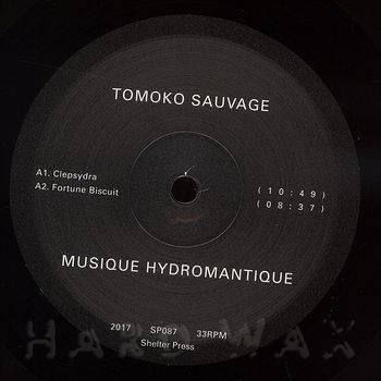 Cover art - Tomoko Sauvage: Musique Hydromantique