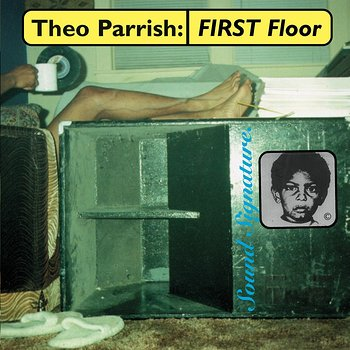 Cover art - Theo Parrish: First Floor