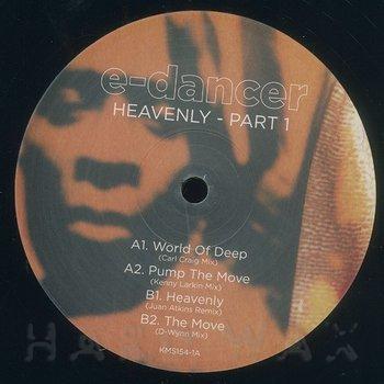 Cover art - E-Dancer: Heavenly - Part 1