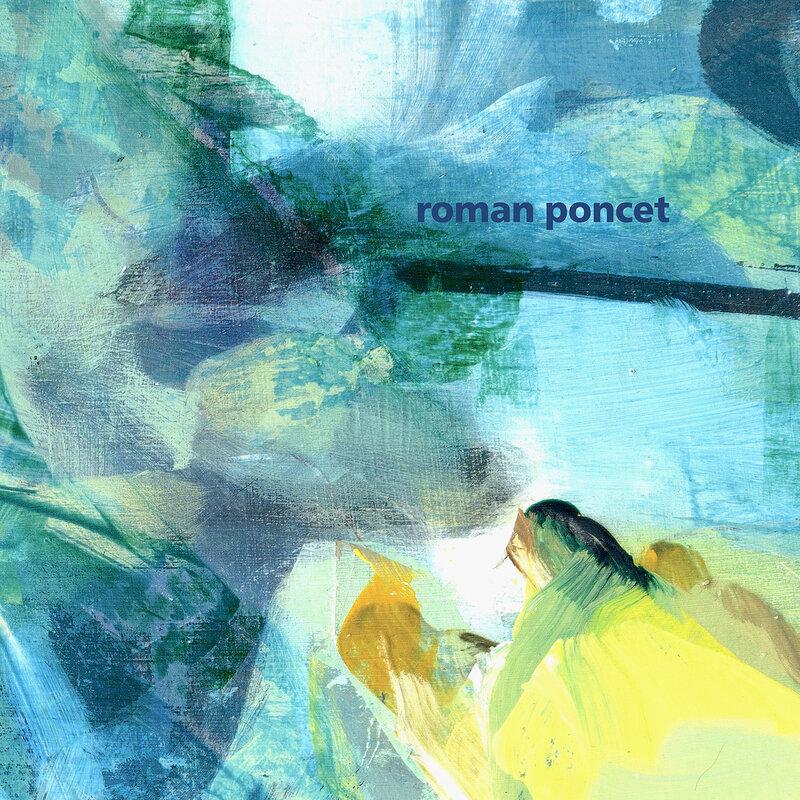 Cover art - Roman Poncet: Focal EP