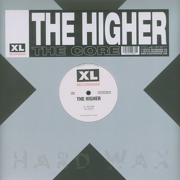 Cover art - The Higher: The Core
