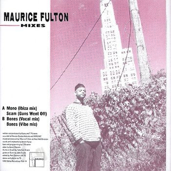 Cover art - Brandi Ifgray: Maurice Fulton Mixes