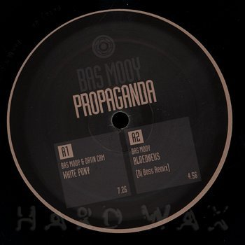 Cover art - Bas Mooy: Propaganda