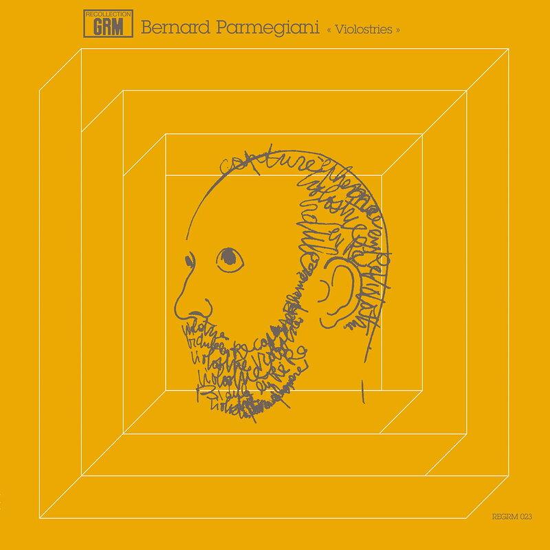 Cover art - Bernard Parmegiani: Violostries