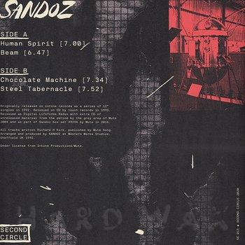Cover art - Sandoz: Sandoz