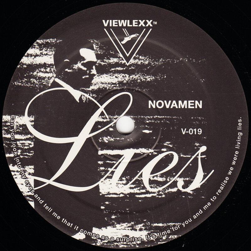 Cover art - Novamen: Lies