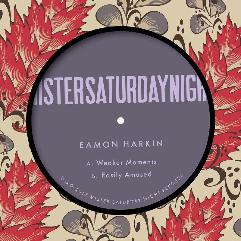 Cover art - Eamon Harkin: Weaker Moments
