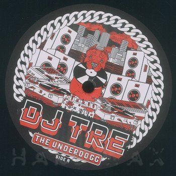 Cover art - DJ Tre: The Underdogg EP