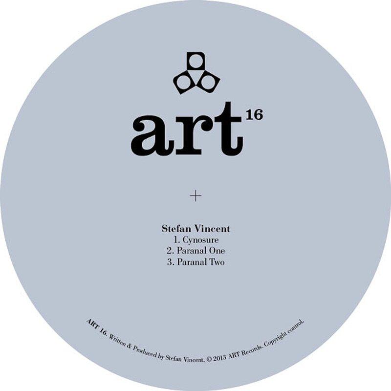 Cover art - Stefan Vincent: Cynosure EP