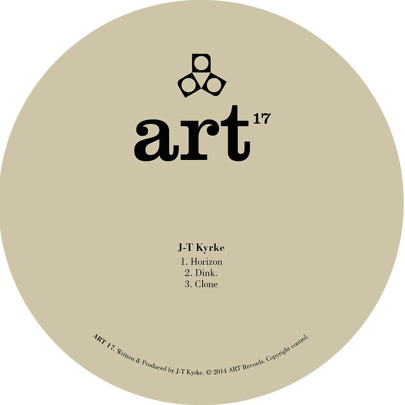 Cover art - J-T Kyrke: Horizon EP