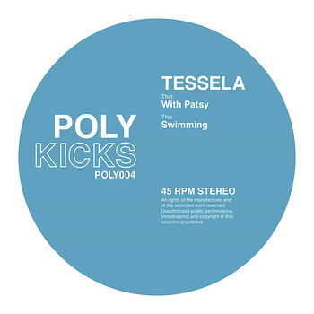 Cover art - Tessela: With Patsy