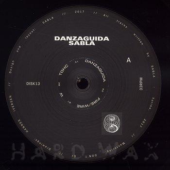 Cover art - Sabla: Danzaguida