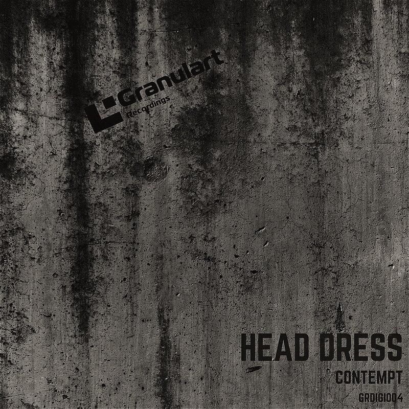 Cover art - Head Dress: Contempt EP