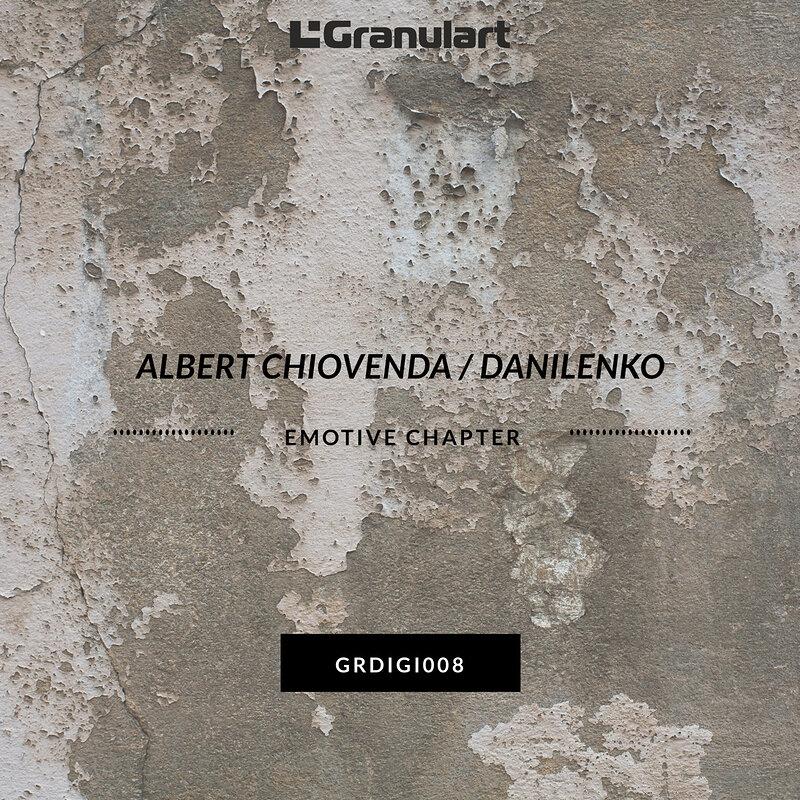 Cover art - Albert Chiovenda / Danilenko: Emotive Chapter EP