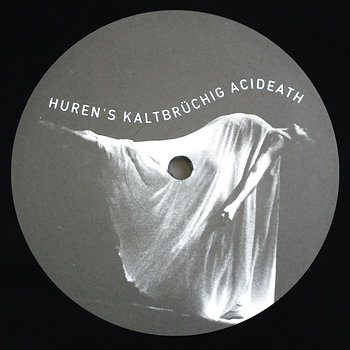 Cover art - Huren: Kaltbrüchig Acideath