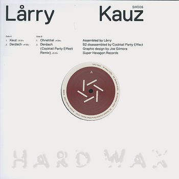 Cover art - Lårry: Kauz