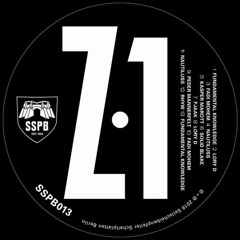 Cover art - Various Artists: Z1