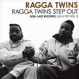 Cover art - Ragga Twins: Ragga Twins Step Out Vol. 2
