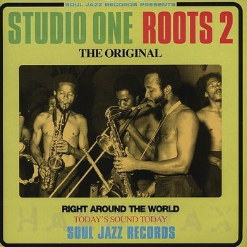 Cover art - Various Artists: Studio One Roots 2