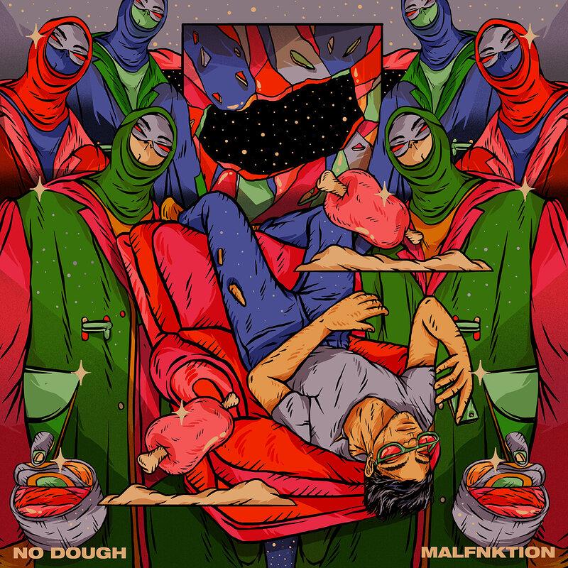 Cover art - Malfnktion: No Dough