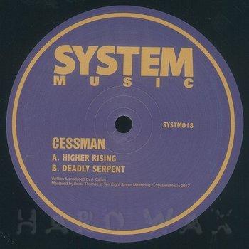 Cover art - Cessman: Higher Rising