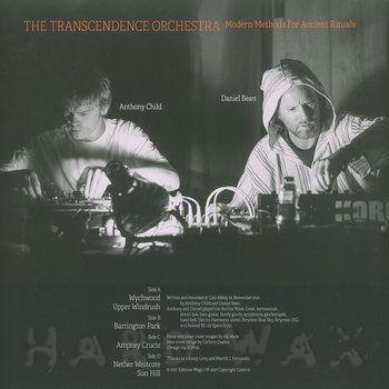 Cover art - The Transcendence Orchestra: Modern Methods for Ancient Rituals