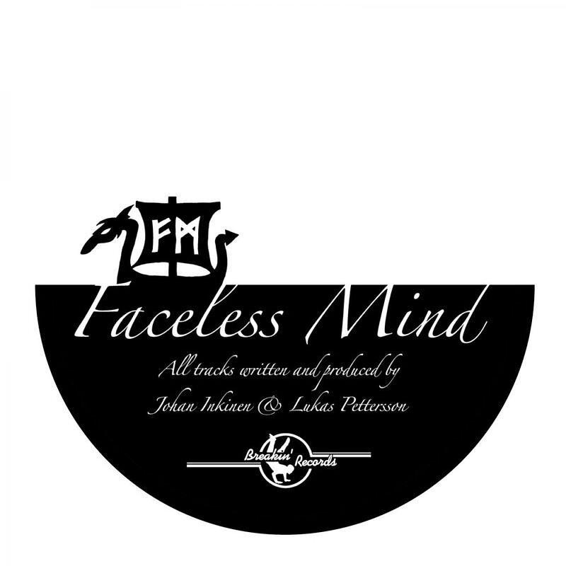 Cover art - Faceless Mind: Drakskeppet