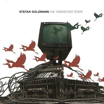 Cover art - Stefan Goldmann: The Transitory State Parts 1 & 2: Works & Voices Of The Dead