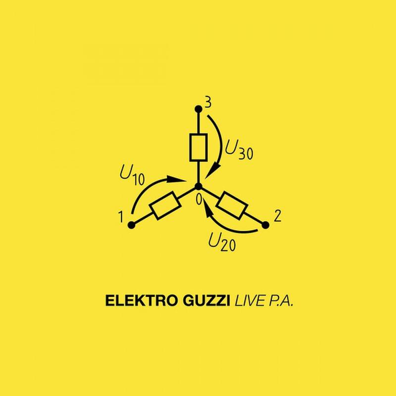 Cover art - Elektro Guzzi: Live P.A.