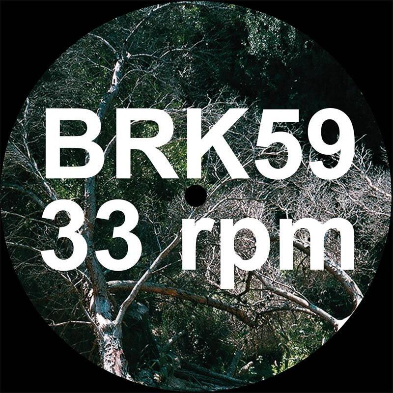 Cover art - DMX Krew: BRK59