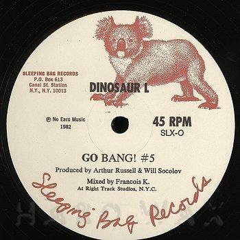 Cover art - Dinosaur L: Go Bang! #5