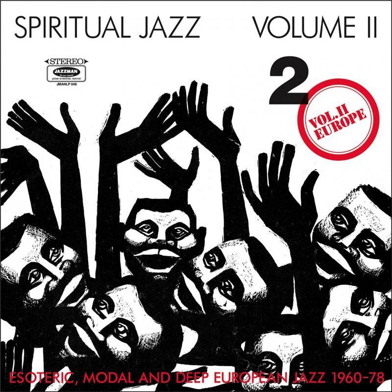 Cover art - Various Artists: Spiritual Jazz, Vol. 2: Europe