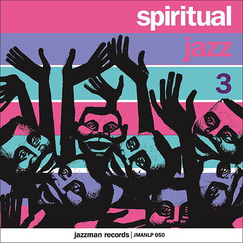 Cover art - Various Artists: Spiritual Jazz 3: Europe