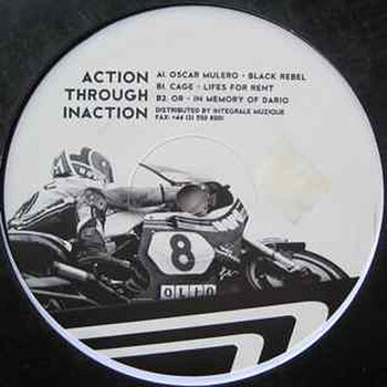 Cover art - Various Artists: Action Through Inaction