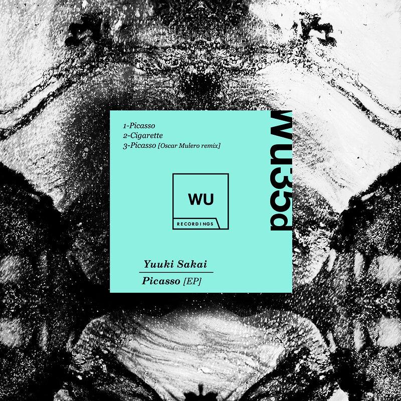 Cover art - Yuuki Sakai: Picasso EP