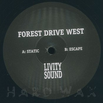 Cover art - Forest Drive West: Static