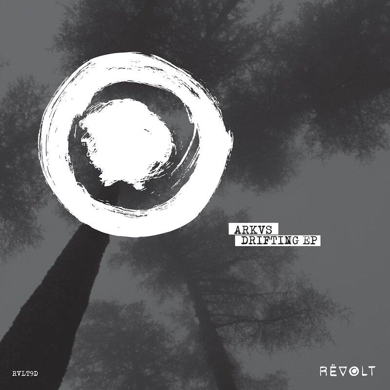 Cover art - Arkvs: Drifting EP