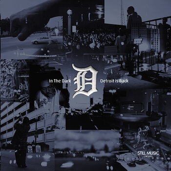 Cover art - Various Artists: In The Dark: Detroit Is Back