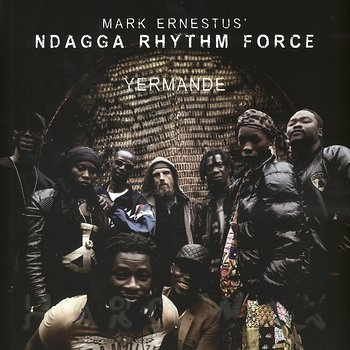 Cover art - Mark Ernestus' Ndagga Rhythm Force: Yermande